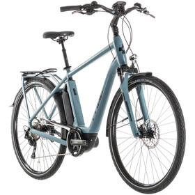 Cube Town Sport Hybrid Pro 500 Rower elektryczny miejski niebieski/petrol